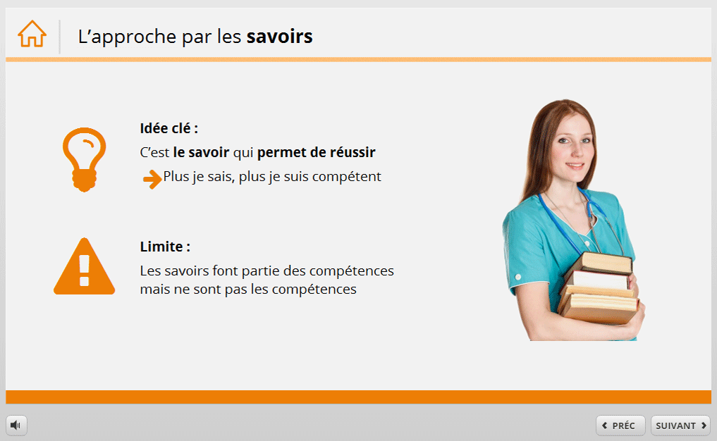 exemple e-learning