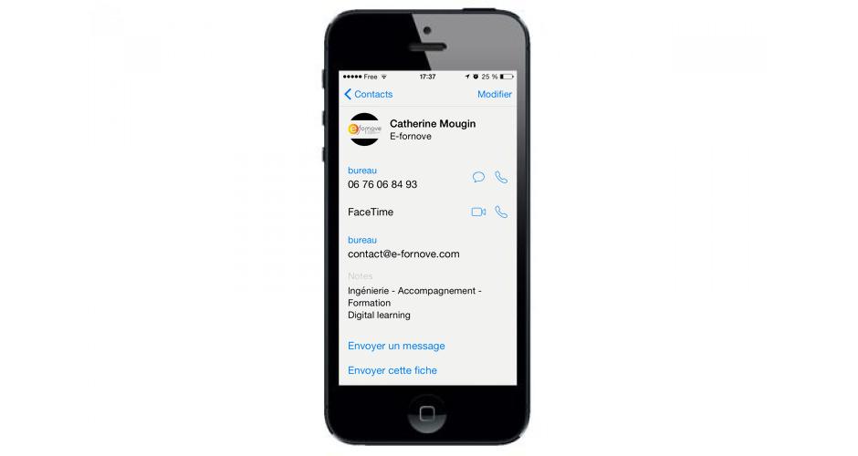 contact E-fornove